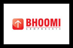 Bhoomi Components Logo