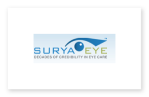 Surya Eye Care Logo