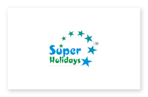 Super Holidays Logo