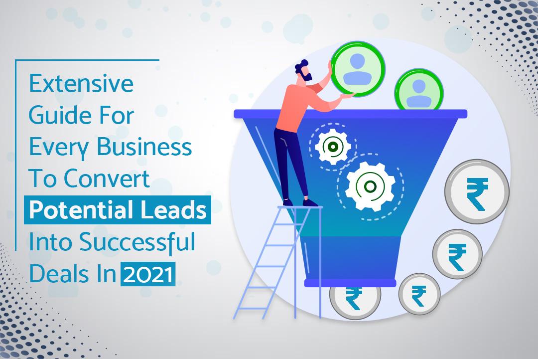 convert lead into conversion