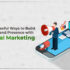 Learn Useful Ways to Build Your Brand Presence with Digital Marketing.